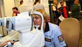 TISKOVÁ ZPRÁVA - Dny prevence zraku se zaměří na záchranáře a policisty
