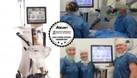 OCP jako jediné soukromé oční centrum využívá novou technologii pro operace šedého zákalu