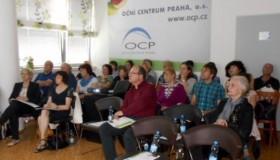 Odborný seminář Očního centra Praha