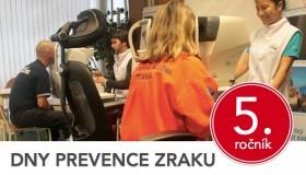 DNY PREVENCE ZRAKU - 5. jubilejní ročník