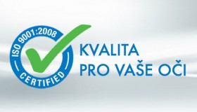 Certifikát kvality ISO