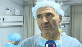 Odborný garant OCP pan docent Jiří Pašta se účastnil humanitární mise