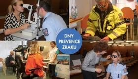 Dny prevence zraku se již po šesté zaměří na zrak záchranných složek