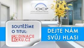 OCP soutěží o titul