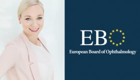 MUDr. Andrea Janeková úspěšně složila mezinárodní evropskou zkoušku z oftalmologie