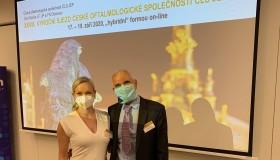 Aktivně se účastníme sjezdu České oftalmologické společnosti