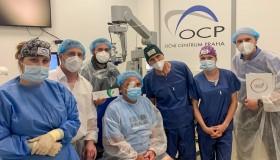 Nové unikátní operace glaukomu v Očním centru Praha