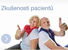 Zkušenosti pacientů