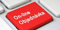 Online objednávka